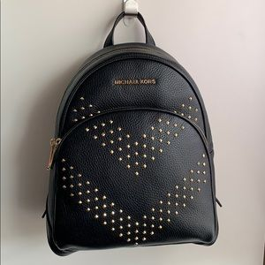 🌺 MCHAEL KORS NEW! Abbey Backpack, Studded